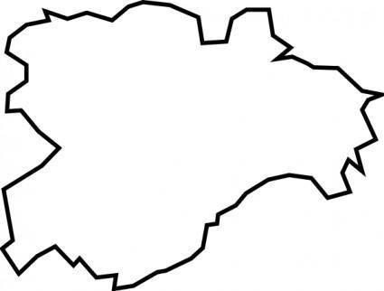 free vector Castilla Y Le  N clip art