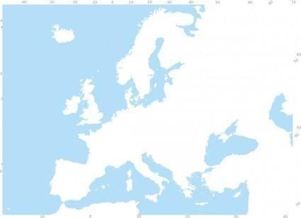 Europe clip art