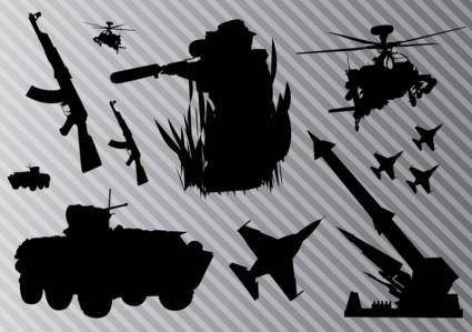 free vector Military Graphics
