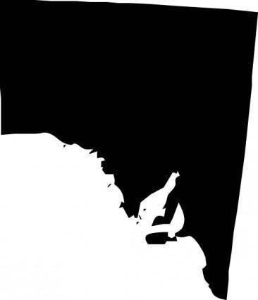 free vector South Australia clip art