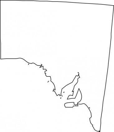 South Australia clip art
