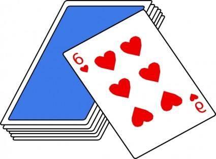 free vector Cards clip art