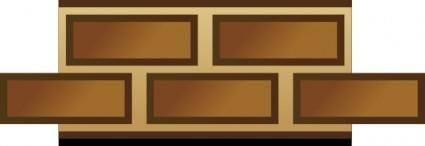Brick Border Tile clip art