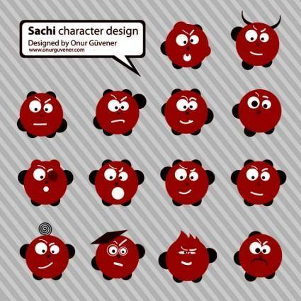 free vector Comic Characters