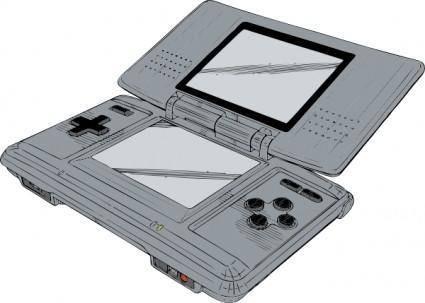 Nintendo Ds clip art