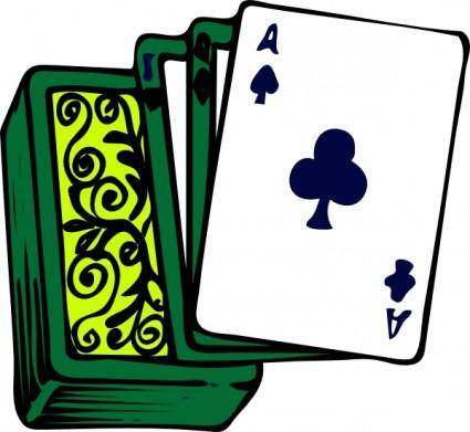 free vector Deck Of Cards clip art
