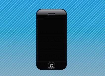 free vector Free Vector iPhone Design
