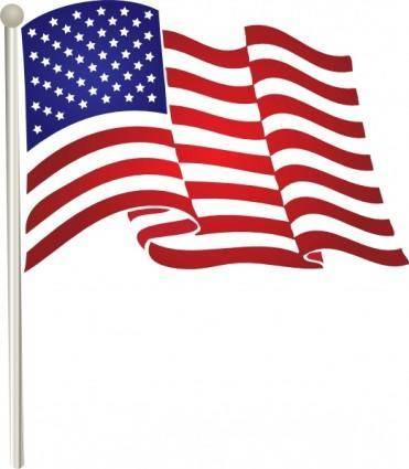 Usflag clip art