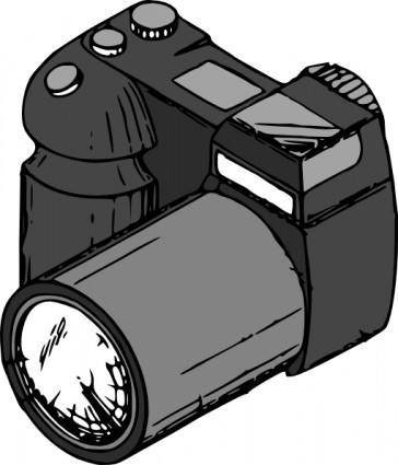 free vector Camera clip art
