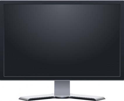 Lcd Monitor clip art