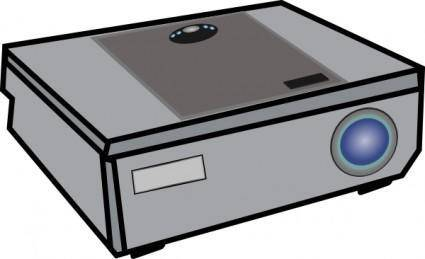 free vector Projector clip art