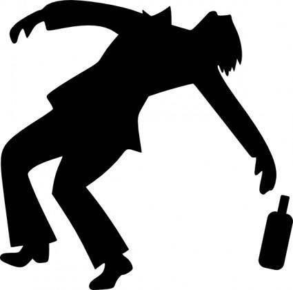 free vector Intoxicated Drunk Dwi Dui clip art