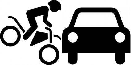 Motorcycle Accident Compensation clip art