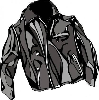 Leather Jacket clip art