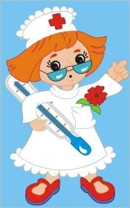 free vector Nurse clip art