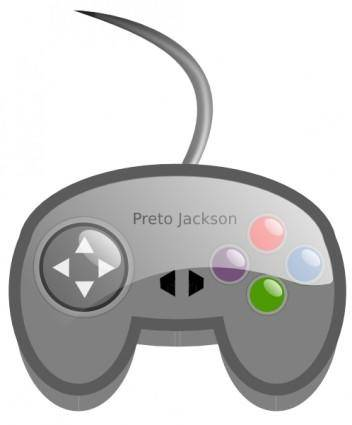 free vector Game Controller clip art