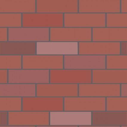 free vector Isometric Brick Tile clip art