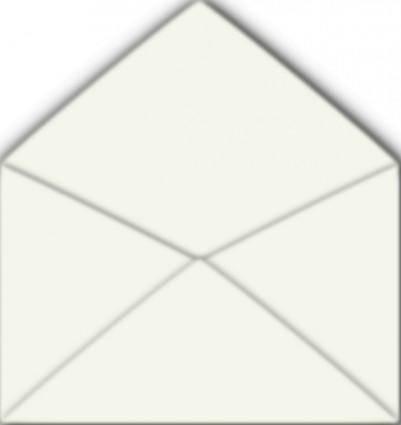 free vector Open Envelope clip art