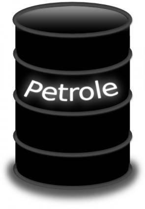 free vector Oil Barrel clip art