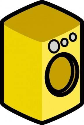 Washing Machine clip art