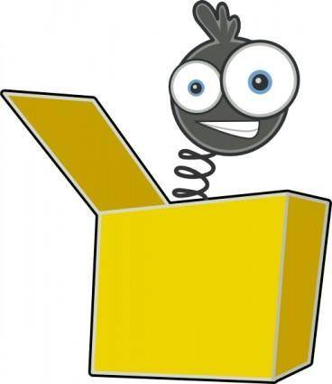Jack In The Box clip art