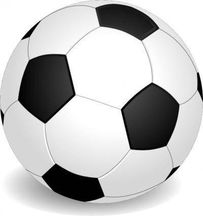 Flomar Football Soccer clip art