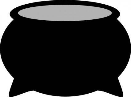 free vector Large Cooking Pot clip art