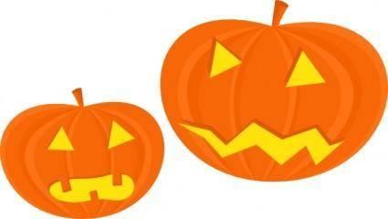 Pumpkins clip art