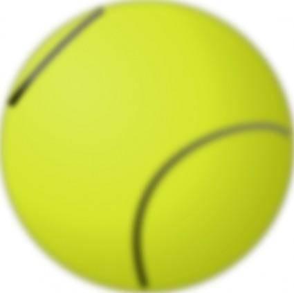 Gioppino Tennis Ball clip art