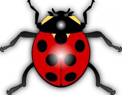 Jilagan Ladybug clip art