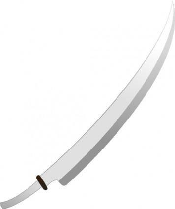 free vector Katana Sword clip art