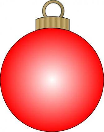 Christmas Ball clip art