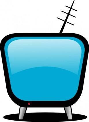 free vector Comic Tv clip art