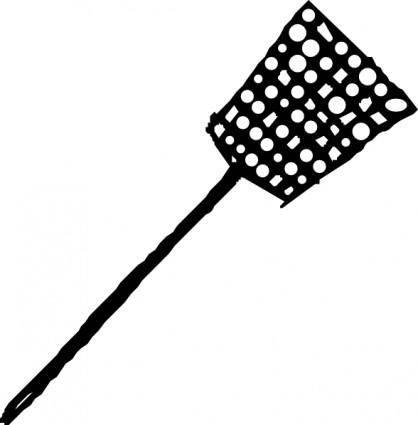 free vector Fly Swatter clip art