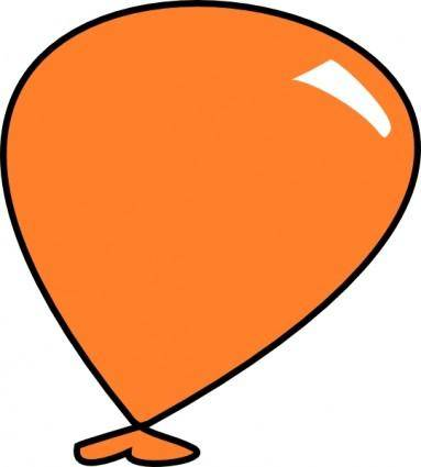 Toy Baloon clip art