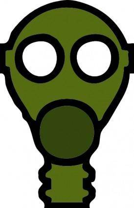 Gas Mask clip art