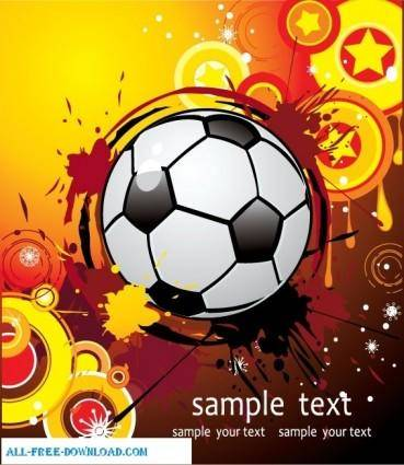 free vector World cup dekstop wallpaper south africa adobe ilustrator eps design wallpaper of world cup south africa 2010