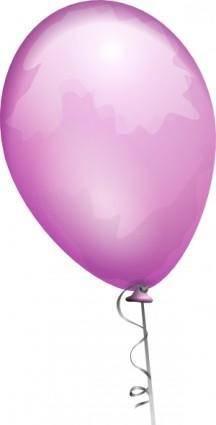 Balloons-aj clip art