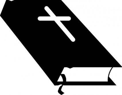 free vector Closed Bible 01 clip art