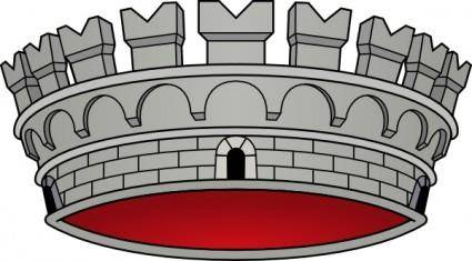 free vector Crown Castle clip art