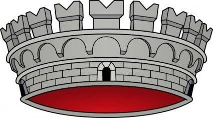 Crown Castle clip art