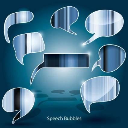 free vector Special dialog vector