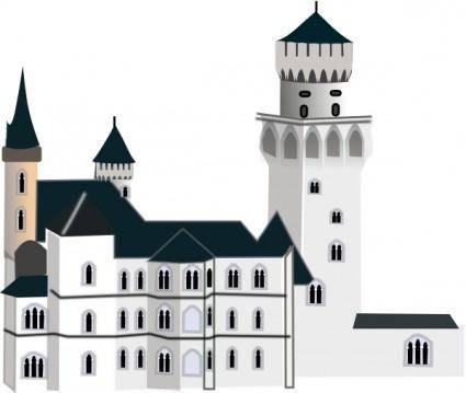 Castle  clip art