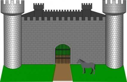 Fortress Fantasy clip art