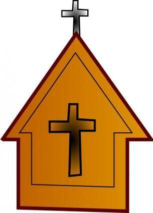 free vector Church clip art