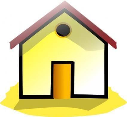 Homes Clipart clip art