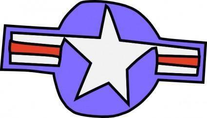 Us Navy Star clip art