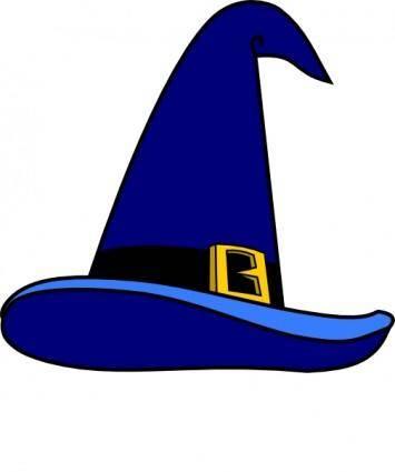 free vector Secretlondon Wizard S Hat clip art