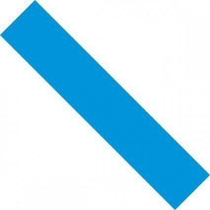 Sciezka Edukacyjna Niebieska clip art