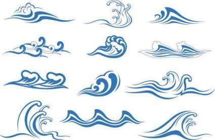 Wave vector graphic 1